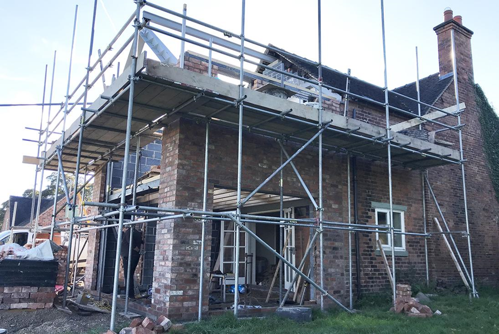 Calculating Foundation Depth For Two Storey Extensions