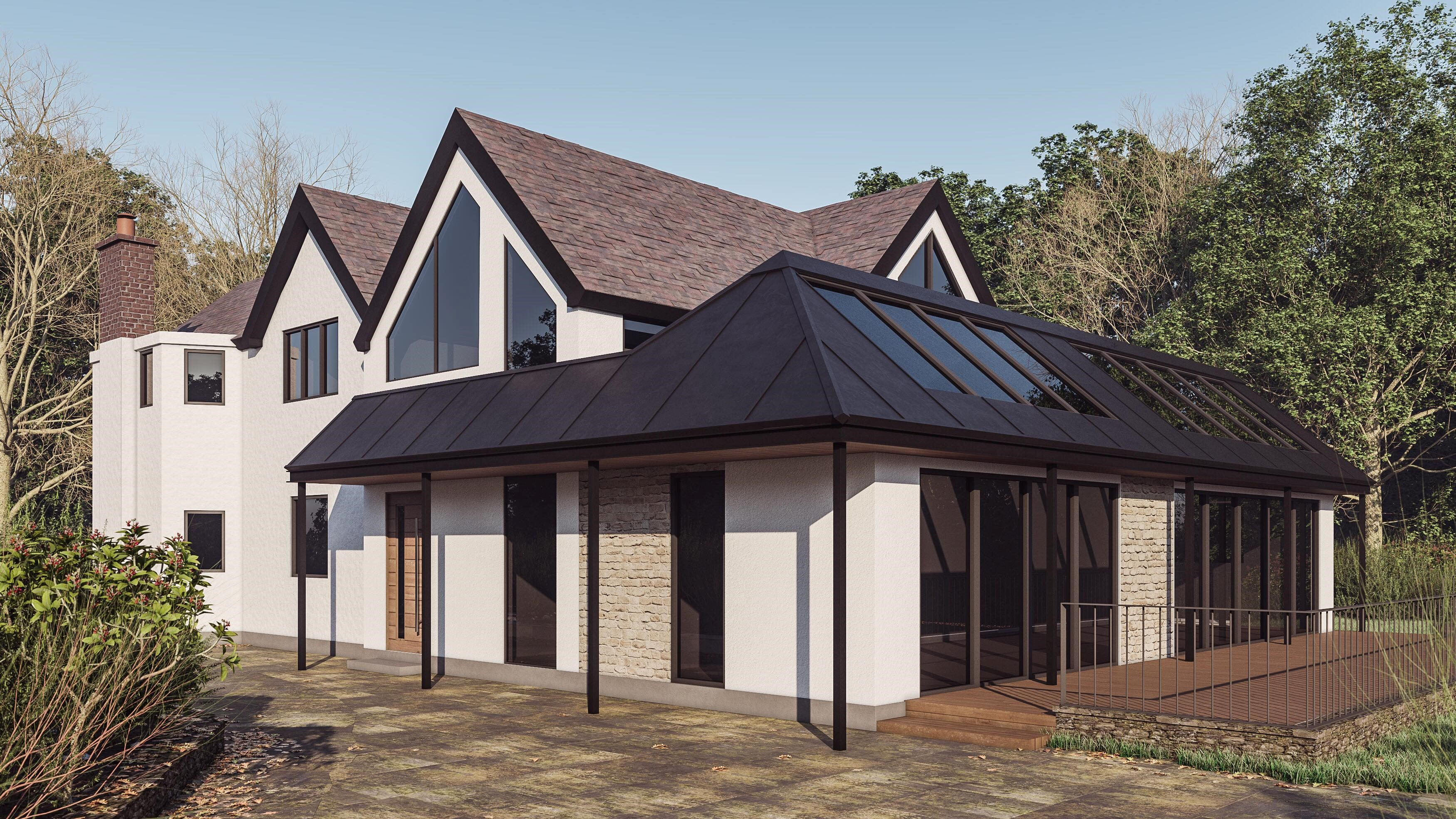 Can I Convert My Single Storey Extension To A Two-Storey Extension