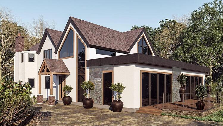 Little Eaton Renovation and Extension 3D image Idea3r1.jpg