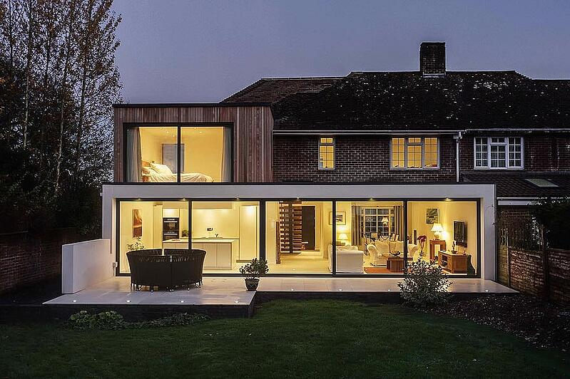 Achieve A Spacious Family Home With A House Extension Architect-2